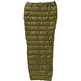 PAJAK QUEST Quilt Sacco a Pelo Universale, verde oliva